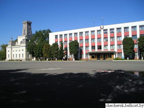 Чечерск