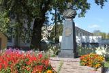 Чечерск.Памятник Захарию Чернышову