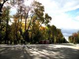 Dzerzhinsk, gorodskoy park