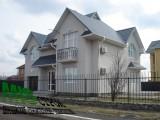 Дом в Фаниполе, построенный компанией Мистрой