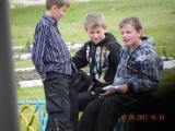 юные глусчане