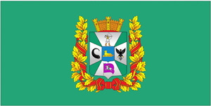 Флаг Гомельской области