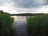 оз. Дуб с белорусской стороны