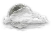 Прогноз погоды Рогачёва: облачно, без осадков