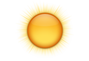 Прогноз погоды Полоцка: ясно, без осадков