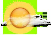 Прогноз погоды Глубокого: малооблачно, без осадков