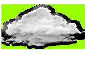Прогноз погоды Вилейки: пасмурно, без осадков