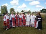 Народный ансамбль народной песни Тимоновского сельского Дома культуры