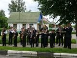 Народный оркестр духовых инструментов районного центра культуры