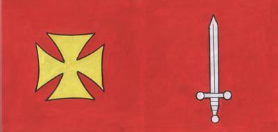 Флаг Кричева и Кричевского района