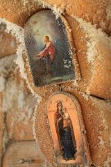 Купель св.Николая в Логойске