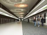 Proekt stanciya metro Kovalskaya Sloboda