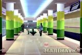Proekt stancii metro Malinovka