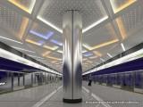 Proekt stancii metro Sluckiy Gostinec