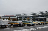 Stoyanka taksi v aeroportu
