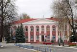 Здание местного Совета депутатов