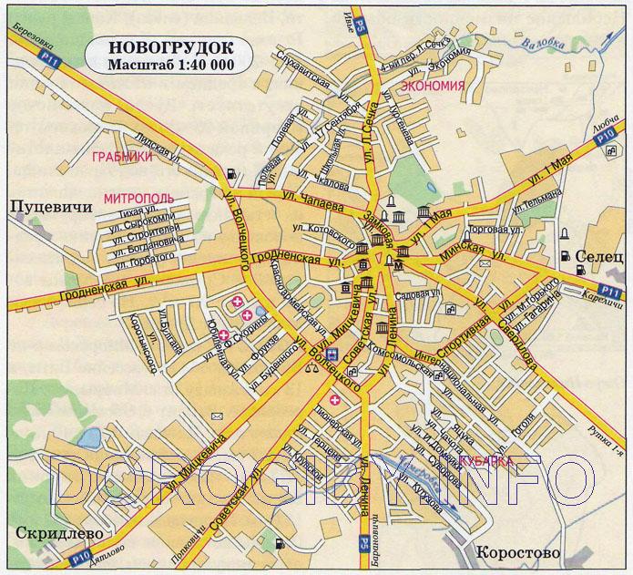 http://belaruscity.net/novogrudok/images/map_novogrudok.jpg