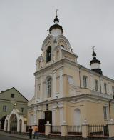 g.Novogrudok.Pravoslavnyy hram.