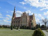 Костел Святой Троицы в д. Гервяты