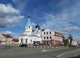 Свято-Николаевская церковь в Поставах