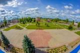 Вид на главную площадь Россон