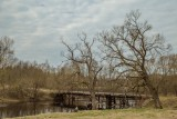 Янковичи Мост через реку Дриса
