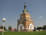 Лесная. Свято-Петро-Павловский храм-памятник.